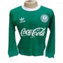 Camisa retro Palmeiras  Coca cola  ML gola redonda - 1991