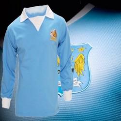 Camisa retrô Manchester city