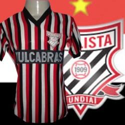 Camisa retro paulista  de jundai decada de 80