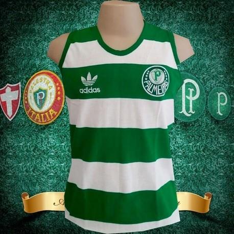5791e08192 Camisa retrô Goleiro Palmeiras manga curta