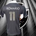 Camisa retrô  Vasco Rómario