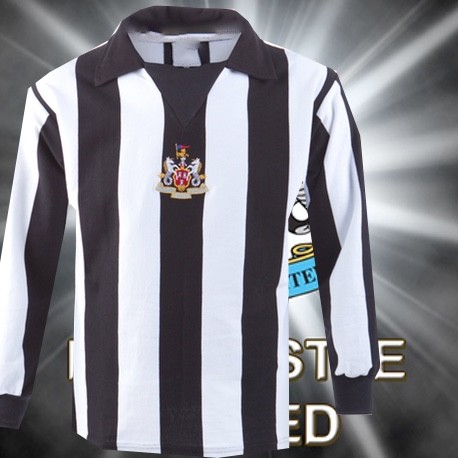 295acdba5c94e Camisa retrô Newcastle united ML. 1980