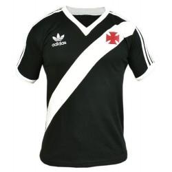 Camisa retrô Vasco da gama decada de 80