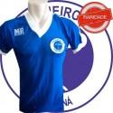 Camisa retrô Pinheiro MR azul 1987