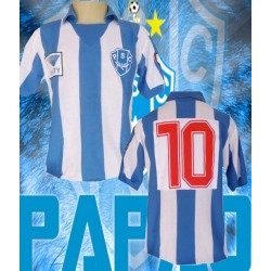 Camisa retro Paysandu penalty 1991