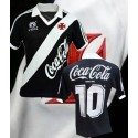 Camisa retrô Vasco da gama   finta Coca Cola 1989 .
