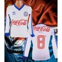 Camisa retro Bahia 1988 ML - branca