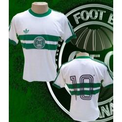 Camisa retrô Coritiba - Logo