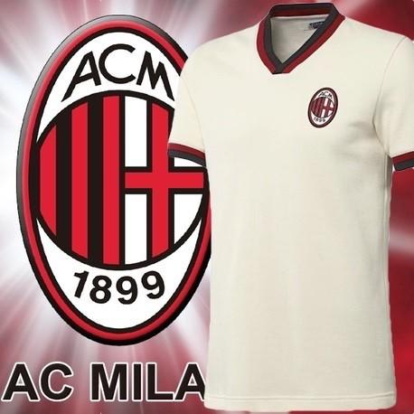 Camisa retro Milan