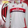 Camisa retrô  Milan AC  1999  branca  ML - ITA