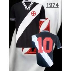camisa retro Vasco da Gama1974