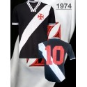 Camisa retrô Vasco da Gama - 1974