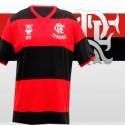 Camisa retrô Flamengo charanga -1942
