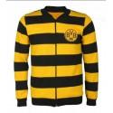 Jaqueta   retrô Borussia Dortmund  tradicional- ALE
