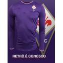 Camisa retro  Fiorentina tradicioal ML   - ITA
