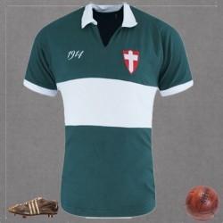 Camisa retro Palmeiras cruz de Savoia