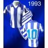 Camisa retrô  CSA  campeão   - 1993