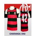 Regata retrô Flamengo charanga -1942