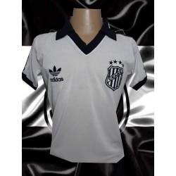 Camisa retrô CEARÁ 1980 branca