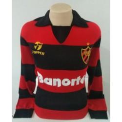 Camisa retro  Santa Cruz Futebol Clube goleiro 1987