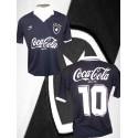 Camisa retrô Botafogo  Penalty  coca cola