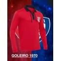 Camisa Retrô Cagliari goleiro  1970-ITA