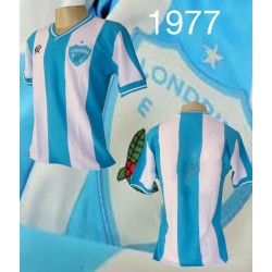Camisa retro   londrina 1977