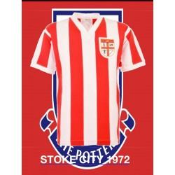 Camisa retro stoke city 1971