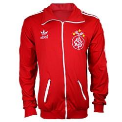 Jaqueta retrô do Internacional vermelha