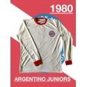 Camisa Retrô  Argentinos  ML juniors branca - ARG