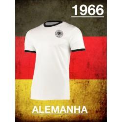 Camisa retrô Alemanha - 1974