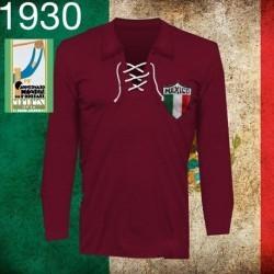 Camisa retrô Mexico cordinha - 1930