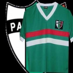 Camisa Retrô Clube desportivo Palestino verde