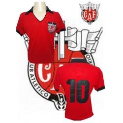 Camisa retrô  clube atlético ferroviario 1965