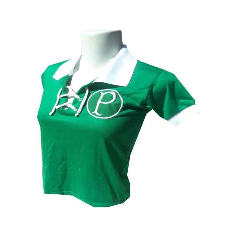 ... Camisa retro baby look cordinha Palmeiras ... 297e8f2bfd0f4