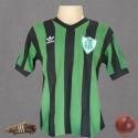 Camisa retrô América -1980 logo