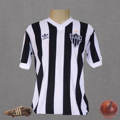 fc5aba2e4 Camisa retrô Atletico mineiro logo