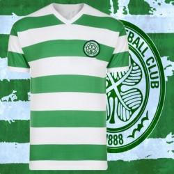 Camisa  retrô Celtic