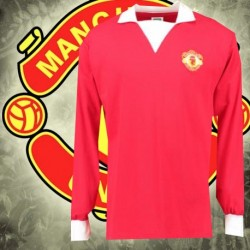 Camisa retro Manchester United - ENG
