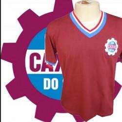 Camisa  retrô Caixas   1976