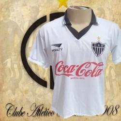 Camisa retrô atlético mineiro Penalty branca