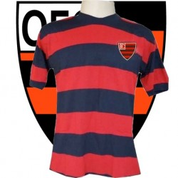 camisa retro Vitoria tradicional
