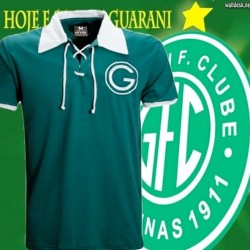 Camisa retro Guarani  - 1970