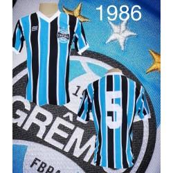 Camisa retrô Gremio 1986 Penalty