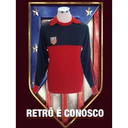 Camisa retrô Atletico Madrid