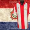 Camisa retrô  Paraguai rainha 1980