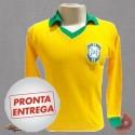 Camisa Retrô Seleção ML 1962