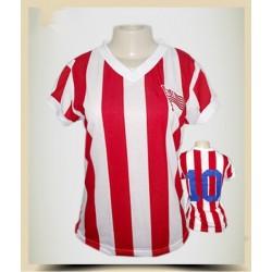 Camisa   retrô Nautico  1970